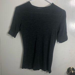 Vince Wool Knit T-Shirt